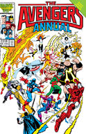 Avengers Annual Vol 1 15