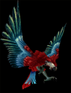 GreenWingMacaw
