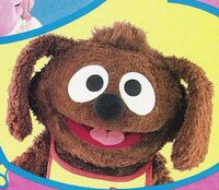 Baby rowlf