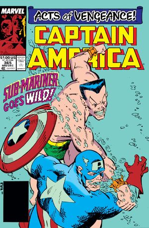 Captain America Vol 1 365