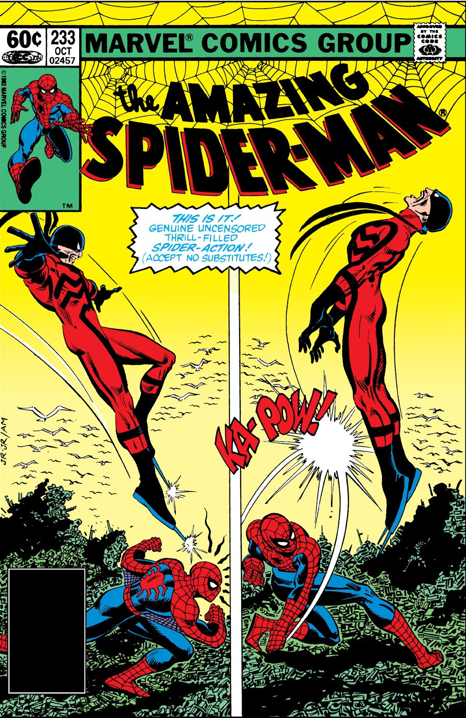 The Amazing Spider-Man 1982-1984 -  komiks [.CBR][PL]