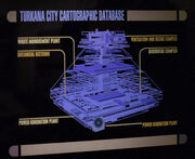 Turkana City map
