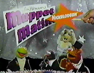 Muppetmatinee