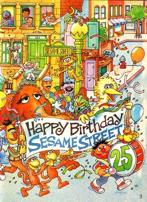 Sesame25birthday