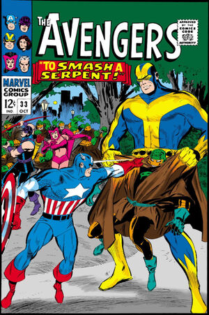 Avengers Vol 1 33
