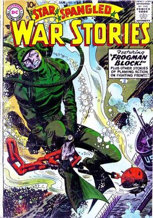 Cover for Star-Spangled War Stories #65