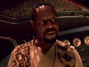 Benjamin Sisko goatee