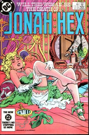 Cover for Jonah Hex #87