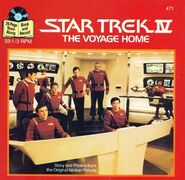 Star Trek IV - The Voyage Home (Buena Vista Records)