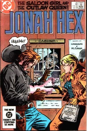 Cover for Jonah Hex #88