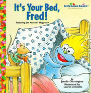 Book.itsyourbedfred