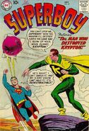 Superboy Vol 1 67