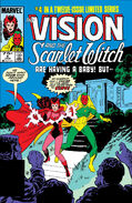 Vision and the Scarlet Witch Vol 2 4