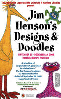 Jim Henson's Designs and Doodles (exhibit)