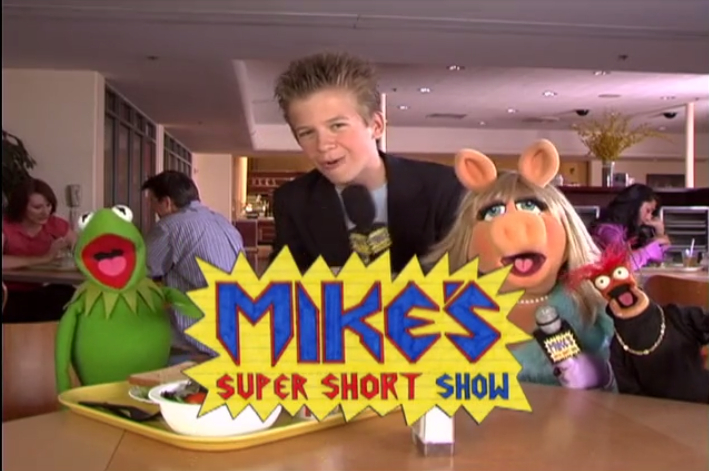 Mikessupershortshow