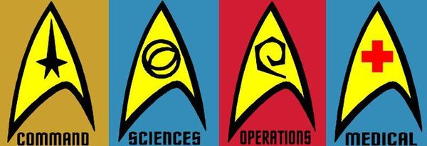 Starfleet division insignia, 2266
