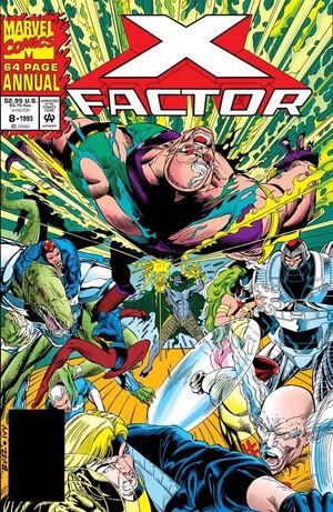 X-Factor Annual #8