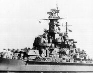 USS South Dakota-1943