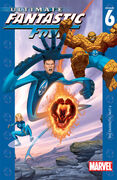 Ultimate Fantastic Four Vol 1 6