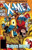 Uncanny X-Men Vol 1 298