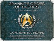 Grankite order of tactics