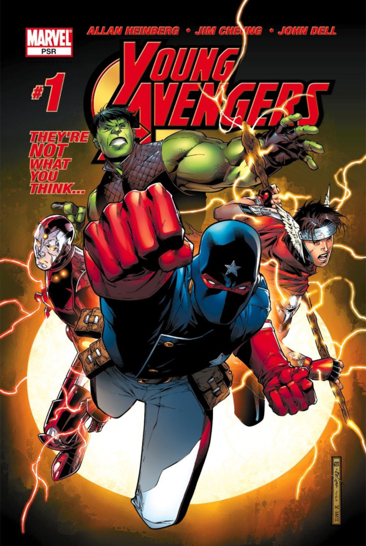 COLECCIÓN DEFINITIVA: VENGADORES [UL] [cbr] Young_Avengers_Vol_1_1