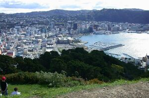 Wellington-FromTopOfMountVictoria