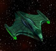 Romulan Shrike Armada