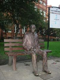 Alan Turing Memorial Closer