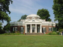 Thomas Jefferson's Monticello Estate