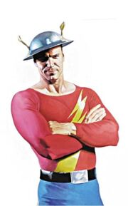 Flash Jay Garrick 0001