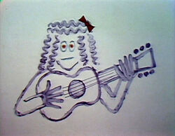 Girlguitarcartoon