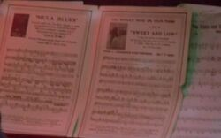 Bourbon Street Bar sheet music