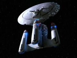 USS Enterprise-D 2395