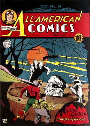 Cover for All-American Comics #61