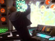 Sisko plasma burst from Rapture