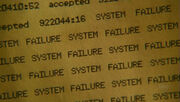SystemFailurePrintOut