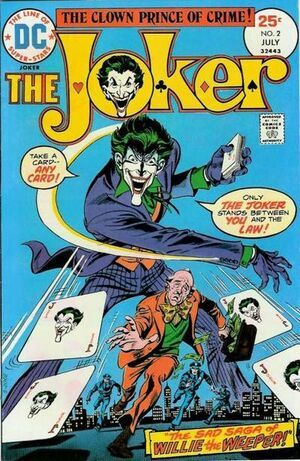 Cover for Joker #2