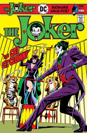 Cover for Joker #9