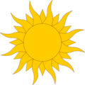 Whitecloak sun.svg