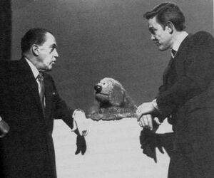 EdSullivan JimmyDean Rowlf