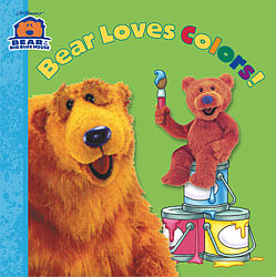Book.Bear Loves Colors