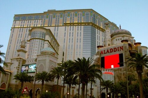 aladdin casino las vegas history video