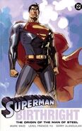 Superman Birthright trade paperback