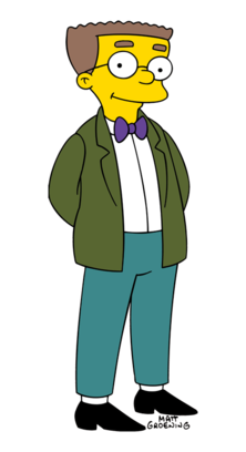 222px-Waylon Smithers 1