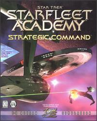 Starfleet Academy - Strategic Command cover
