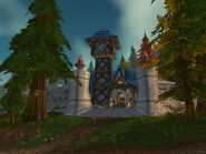 Hillsbrad Town Hall