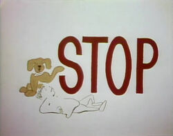 Toon.Stop.dog