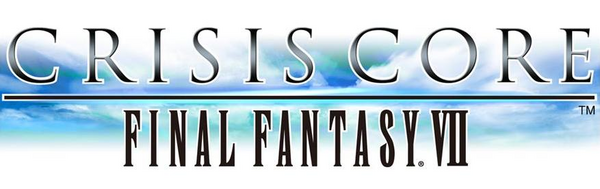 Crisis Core  Final Fantasy VII Logo