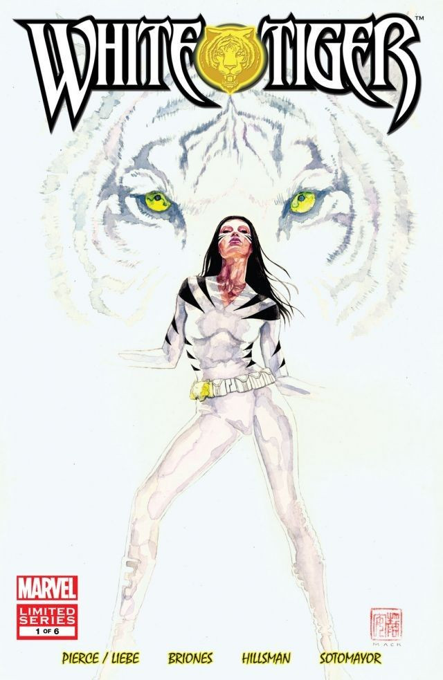 COLECCIÓN DEFINITIVA: HÉROES MARVEL [UL] [cbr] White_Tiger_Vol_1_1